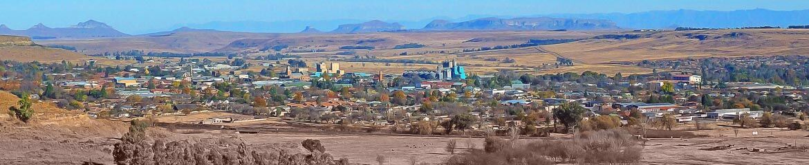 Harrismith & Eastern Free State Accommodation footer banner