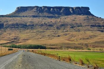 Mount Paul, Sterkfontein Dam, Harrismith