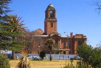 Harrismith Town Hall, Free State