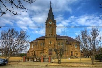 Dutch Reformed Church at Warden, Free State