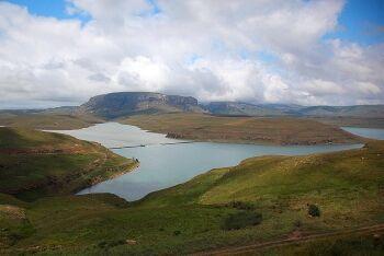 Sterkfontein Dam, Harrismith, Free State