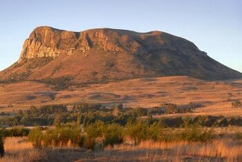 Loskop, near Platberg, north of Harrismith, Free State